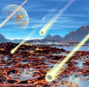 Найдено ещё одно доказательство инопланетного происхождения жизни на Земле.